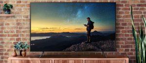 مميزات شاشة سامسونج 43 بوصة سمارت 4k